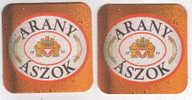 Arany Aszok Bier , Ungarn - Bierdeckel