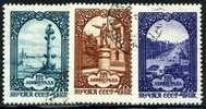 1957 Michel 1950/1952 - Fine Used (o) - 1923-1991 UdSSR