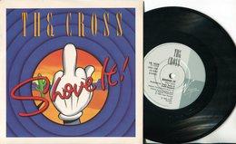 """Queen - The Cross - 45t Vinyl""""Shove It - Collector Rare - Collectors"""