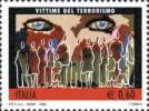 ITALIA REPUBBLICA ITALY REPUBLIC 2006 VITTIME DEL TERRORISMO MNH - 6. 1946-.. Republic