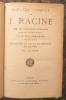 RACINE.THEATRE COMPLET.CHEZ GARNIER.1920. - Theatre