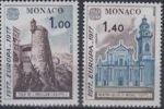 1977 - Monaco - Europa-CEPT
