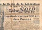 Libération Soir N°364 Du 3 Avril 1945 - Zeitungen