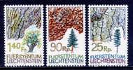 LIECHTENSTEIN / FLORA ARBOLES Trees / 2644 - Árboles