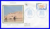 FDC (GF-PJ) Paris - U.N.E.S.C.O. Sites Classés à Protéger. Fort Saint-Elme (Malte) - N° 70 (Yvert) - France 1981 - FDC