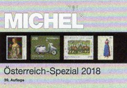 Spezial Katalog Briefmarken Österreich MICHEL 2018 New 68€ Bosnien Lombardei Venetien Catalogue Stamps/bloc Austria - Philatélie