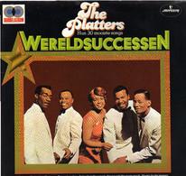 * 2LP *  THE PLATTERS - WERELDSUCCESSEN (Hun 30 Mooiste Songs) (Holland 197? Ex-!!!) - Soul - R&B