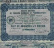 RARE : STE BRETONNE DE PRODUITS CHIMIQUES & PHARMACEUTIQUES (QUIMPER) - Azioni & Titoli