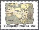 Bophuthatswana 1992 Michel 273 Neuf ** Cote (2002) 0.70 Euro Vieux Carte - Bophuthatswana