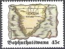 Bophuthatswana 1992 Michel 274 Neuf ** Cote (2002) 0.80 Euro Vieux Carte - Bophuthatswana