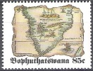 Bophuthatswana 1992 Michel 276 Neuf ** Cote (2002) 1.70 Euro Vieux Carte - Bophuthatswana