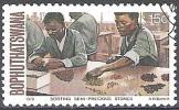 Bophuthatswana 1978 Michel 31 O Cote (2002) 2.00 Euro Triage Des Pierres Précieuses Cachet Rond - Bophuthatswana