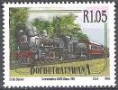 Bophuthatswana 1993 Michel 301 Neuf ** Cote (2002) 1.70 Euro Locomotive Classe 19 D - Bophuthatswana
