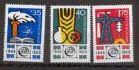 RUMÄNIEN 1969 ,  MiNr 2783 -2785  , Postfrisch , MNH - 1948-.... Republics