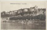 24, Dordogne, TERRASSON, Les Quais, Scan Recto-Verso - Francia