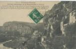 24, Dordogne, Un Coin Pittoresque De La ROQUE-GAGEAC, En Saladais....etc, Scan Recto-Verso - France