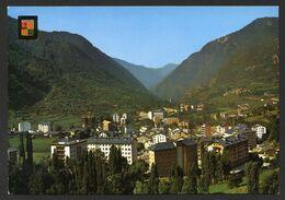 Encamp. *Vista General* Ed. Esccudo De Oro Nº 6398. Dorso Cedosa. Nueva. - Andorra