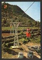 Encamp. *Telecabines Al Llac D´Engolasters* Ed. Soberanas Nº 994. Circulada 1964. - Andorra