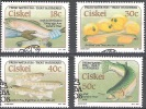 Ciskei 1989 Michel 153 - 156 O Cote (2002) 4.00 Euro Truite Cachet Rond - Ciskei