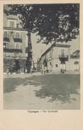 4455-CUORGNE´(TORINO)-VIA GARIBALDI-ANIMATA-1942-FP - Italia