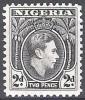 Nigeria 1938 Michel 50 Neuf * Cote (2002) 0.20 Euro Roi George VI - Nigeria (...-1960)