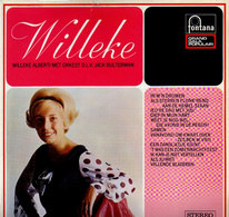 * LP *  WILLEKE ALBERTI - WILLEKE (1e Album) (Holland 1964 Ex-!!! Hoesfoto: Paul Huf) - Vinyl-Schallplatten