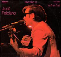 * 2LP *  JOSÉ FELICIANO - ALIVE ALIVE-O! (Live At The London Palladium) (Germany 1969) - Soul - R&B
