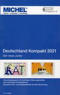 Briefmarken Michel Katalog Junior 2011 Deutschland Neu 10€ D Deutsches Reich Danzig Memel Berlin DDR Saar Bundesrepublik - Non Classés