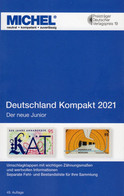 Briefmarken Michel Katalog Junior 2011 Deutschland Neu 10€ D Deutsches Reich Danzig Memel Berlin DDR Saar Bundesrepublik - Catalogues De Cotation