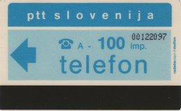 *SLOVENIA* - Scheda Usata - Slovenia