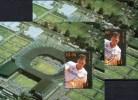 Ivan Lendl Tennis-Sport 1988 Grenadinen Of St.Vincent Block 10 ** Plus O 22€ Tennis-Spieler Spielwiese Sheet Bf Caribic - St.Vincent (1979-...)