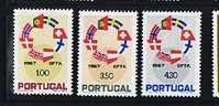 1967  Libre-échange Européen     ** MNH - 1910-... République