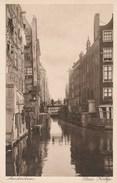 AMSTERDAM. - Sluis Kolkje. Ed. Weenenk & Snel, Den Haag. Photogravure N° 38. - 1914. Animée. - Amsterdam