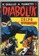 Diabolik R. (Astorina 1986) N. 191 - Diabolik