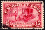 US Q7 XF/SUPERB Used 15c Parcel Post Of 1913 - Parcel Post & Special Handling