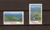 Turquie Turkije 1994 Yvertn° 2767-68 *** MNH   Paysages - 1921-... République