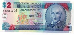 BELIZE 10 DOLLARS 1990 P 54 UNC - Belize