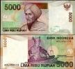 INDONESIA 5000 5,000 RUPIAH 2001/2009 NEW UNC - Indonesia