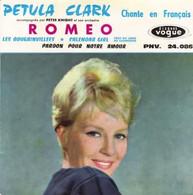 """Pétula Clark  """"  Roméo  """" - Vinyles"""