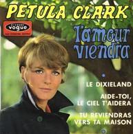 """Pétula Clark  """"  L'amour Viendra  """" - Vinyles"""
