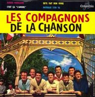 """Les Compagnons De La Chanson  """"  Ronde Mexicaine   """" - Vinyl Records"""