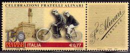 ITALIA REPUBBLICA ITALY REPUBLIC 2003 ANNIVERSARIO FONDAZIONE ISTITUTO EDIZIONI ARTISTICHE FRATELLI ALINARI MNH - 6. 1946-.. Republic