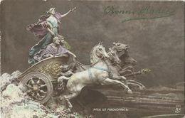 AK Neujahr Bonne Année Paix & Abondance Mastroianni Color 1912 #111 - Mastroianni