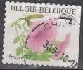 Belgique 2007 COB 3722A O Cote (2016) 2.50 Euro Petunia Cachet Rond - Gebraucht