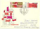 Parti Ouvrier Polonais, Lettre Adressée En Allemagne RDA/DDR) - Berufe