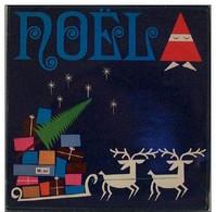 Vinyl 33t. Compilation Chants De Noel Internationaux - Weihnachtslieder
