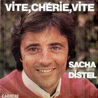 "Sacha Distel  ""  Vite, Chérie, Vite  "" - Vinyl Records"