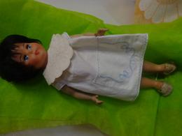 Poupee Ref 460-c Dans La Nuque---.hauteur 44 Cm - Dolls