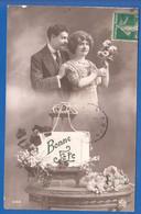 Fantaisie; Paar; Couple; Bone Fete; 1912 - Coppie