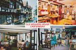 16861 CANTERBURY - Old Weavers House . Multi Vues; 8101 Benett . Tisserand - Canterbury